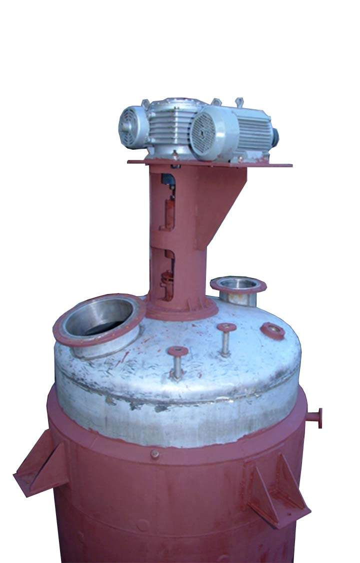 Reaction Vessel, limpet coil Vessel