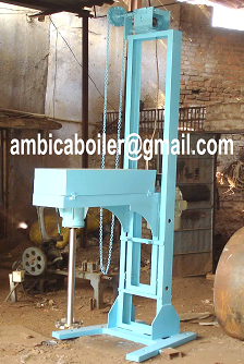 Paint Mixing Machinery Attritor Disperser High Speed